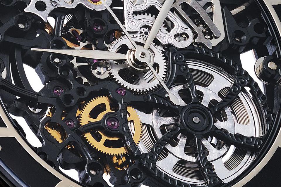 機械式時計の画像