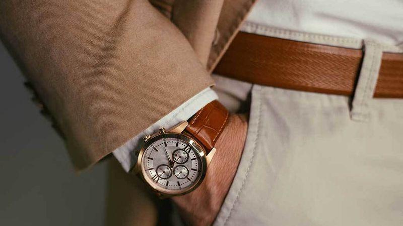 父親の腕時計