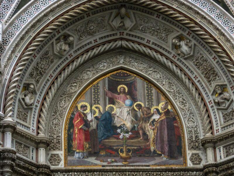 イタリアの宗教画