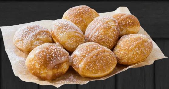 ドミノピザのプチパンケーキ