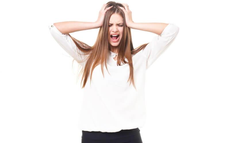 ダイエットがストレスに感じてしまう女性